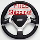 Click Here for FREE Shipping on MOMO Sport & Race Steering Wheels